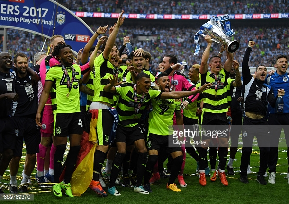 Newly-promoted Huddersfield are among Southampton's opening opponents. Photo: Getty.