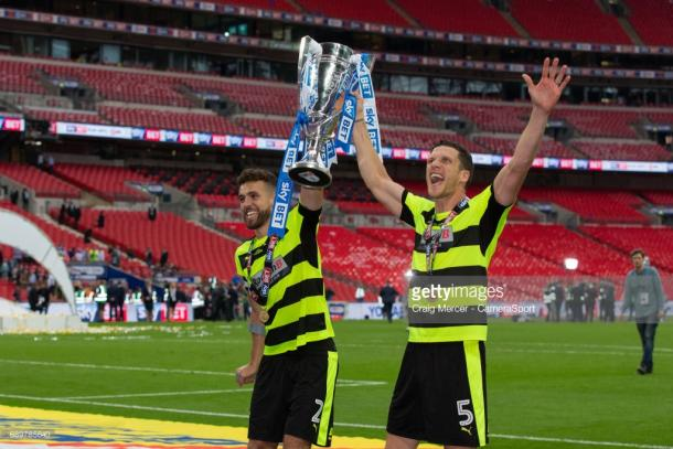 Michael Hefele pens new Huddersfield deal