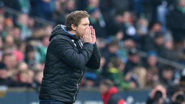 Hoffenheim's new coach: The 28-year-old Julian Nagelsman. (Source: dpa)