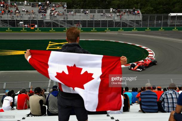 Canadian GP - Saturday - Practice Session 3 Report