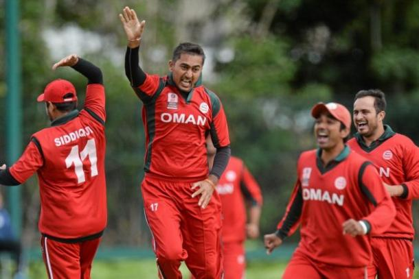 The Oman players will be looking to show how good they are in their first ever ICC event | Photo: ICC.com