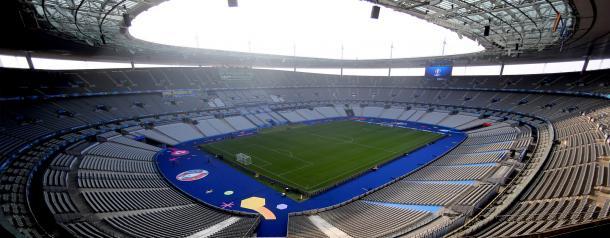O palco do jogo esta noite | Foto: Site Oficial Euro 2016