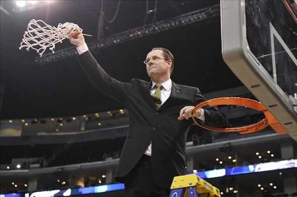 Marshall took Wichita State to the Final Four in 2013, among his many achievements in his decade-long tenure in Kansas/Photo: Robert Hanashiro/USA Today Sports