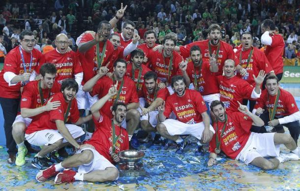 España gana el Eurobasket 2011 / feb.es