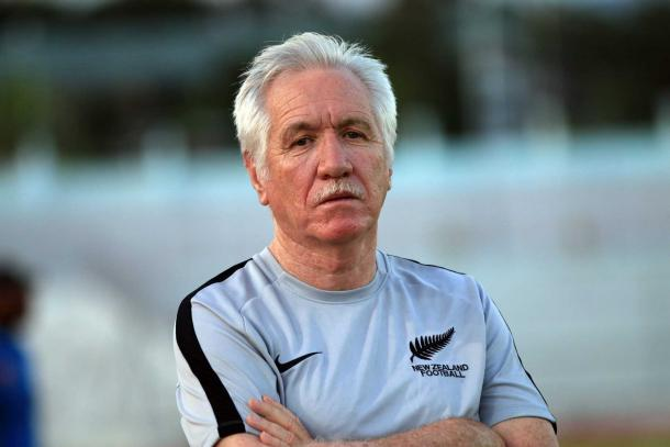 Tom Sermanni is a proven coach at the international stage   Source: OFC Media