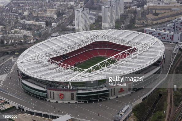 Estadio Emirates (Foto: Getty Images)