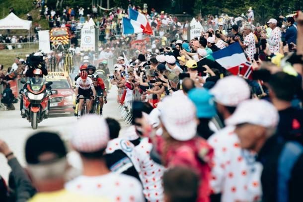 La afición ciclista ha participado en el diseño de esta etapa. | Foto: LeTour