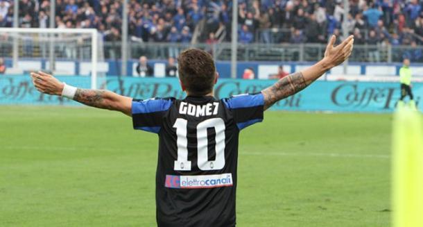 Il Papu Gomez, Bergamo è ai suoi piedi