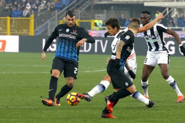 Serie A, colpo Udinese a Bergamo, Atalanta ancora ko