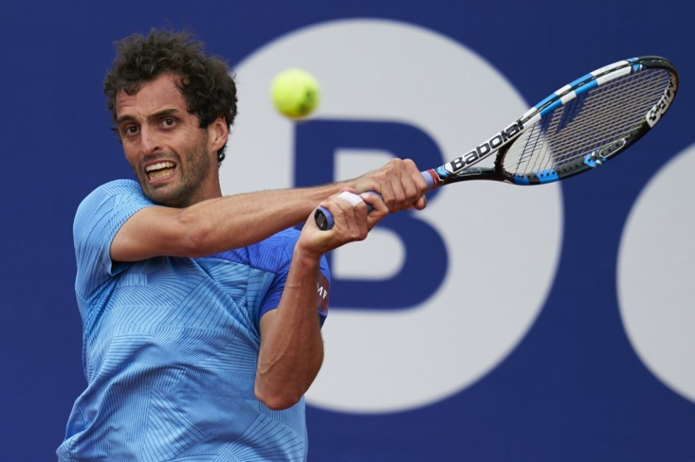 Ramos-Vinolas scored a rare victory for the host country on Tuesday/Photo: Barcelona Open Banc Sabadell