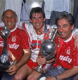 Celebración de la última liga del Liverpool | Imagen: Liverpool FC