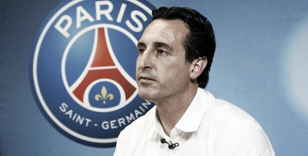 Unai Emery le restó importancia a los malos resultados en pretemporada | Foto: PSG Web