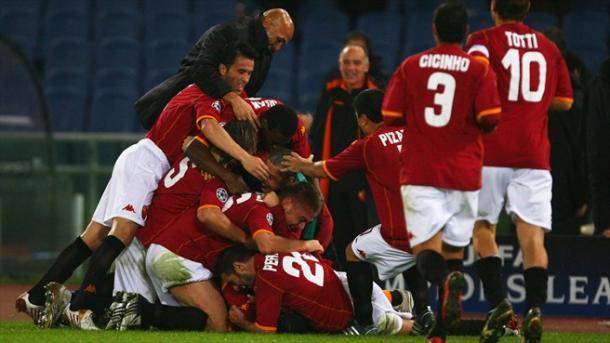 Il successo interno della Roma, 3-1, sul Chelsea. Risale alla stagione 2008/09, quando nella gara d'andata giocata a Stamford Bridge a decidere fu John Terry.