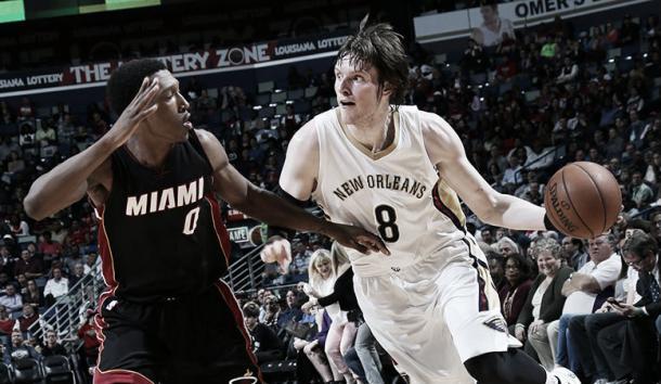 Babbitt en su época de jugador de los Pelicans (nba.com)