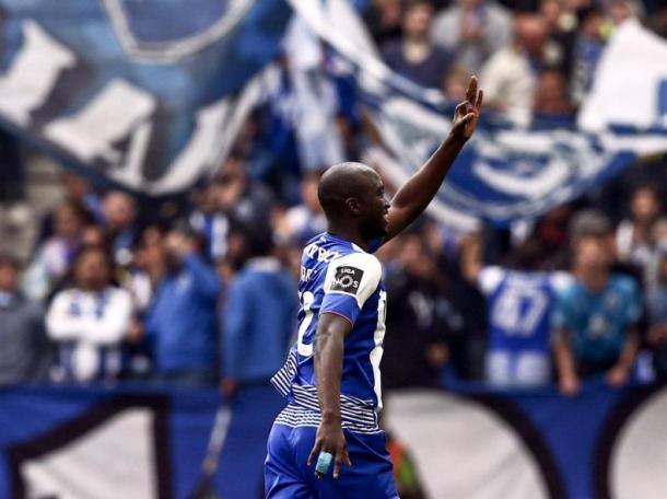 Danilo fez o 1º golo do jogo (foto: Lusa)