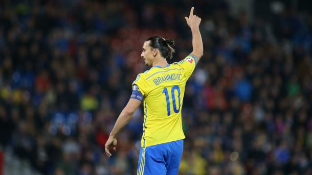 Ibrahimović has featured for his country 116 times | Source: tribuna.com