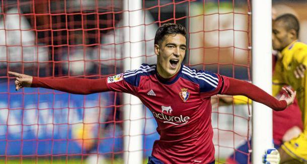 The Spaniard has been a crucial part of the current CA Osasuna side.