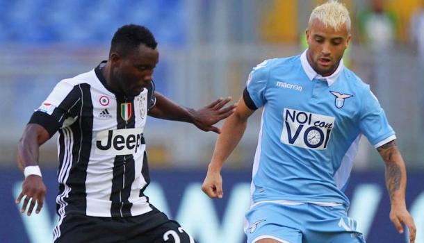 Kwadwo Asamoah contro Anderson | Foto: fantagazzetta.com