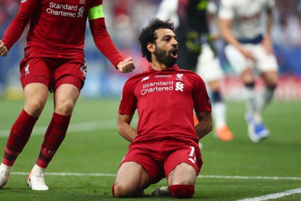 Mohamed Salah, uno de los líderes futbolísticos de Liverpool | Foto: Liverpool FC