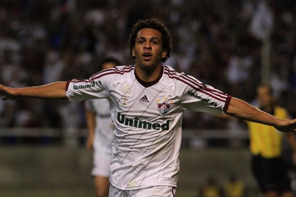 Wellington Nem foi um dos destaques do time campeão brasileiro em 2012 (Foto: Nelson Perez)