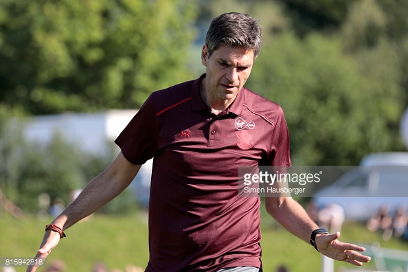 Pellegrino is determined to make pre-season count. Photo: Getty.