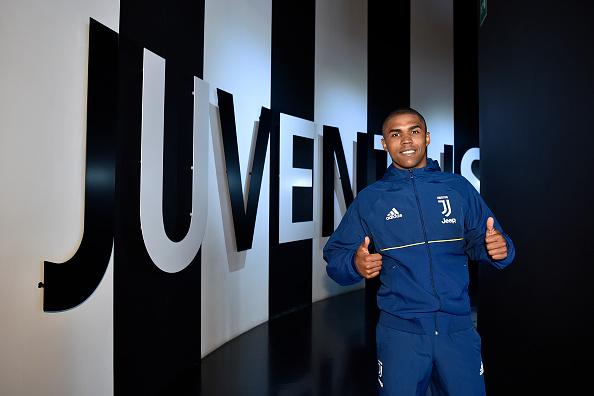Douglas Costa chega à Juve para dar mais qualidade ao setor ofensivo da equipe (Foto: Daniele Badolato/Juventus FC)