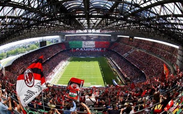 San Siro: web AC Milan