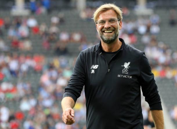 Klopp é esperança (Foto: Getty Images)