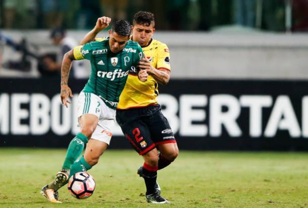 Em Atibaia, Palmeiras começa a se preparar para decisão na Libertadores — Futebol