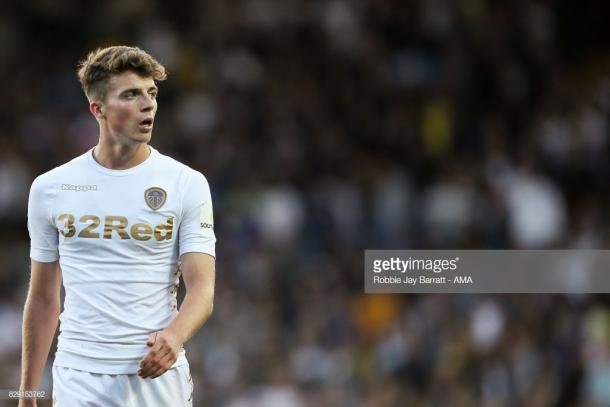 Conor Shaughnessy will be looking to make an impact at Elland Road this season. (picture: Getty Images / Robbie Jay Barratt - AMA)