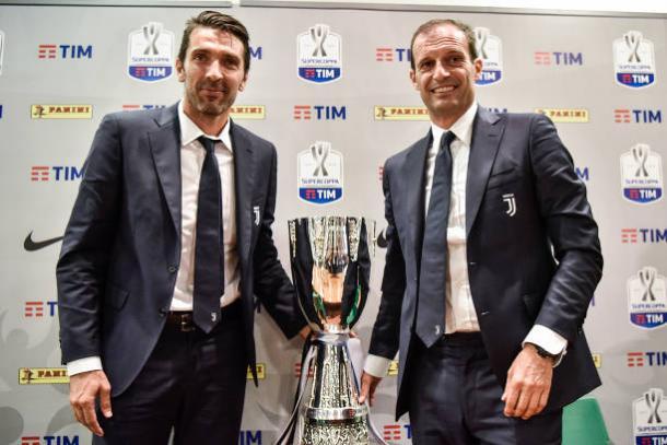 Lazio ergue Supertaça de Itália ao bater Juventus com golo nos descontos