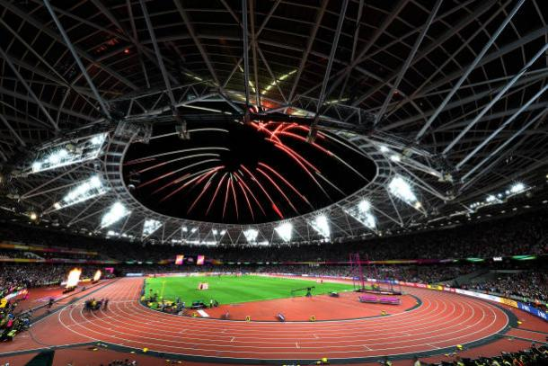 The London Stadium will host The Meet in July 2018 (Getty/Michael Steele)