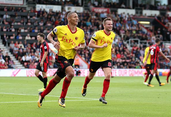 Richarlison marcou pela primeira vez (Foto: Getty Images)
