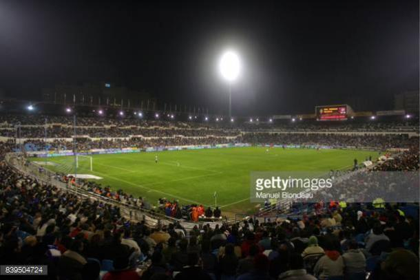 Estadio de 'La Romareda' | Foto: Gettyimages