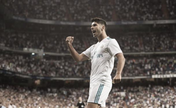 Asensio marcou 3 dos últimos 4 gols madridistas | Foto: Denis Doyle/Getty Images