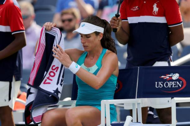 Konta will be looking to rebound after a poor US Open (Getty/Elsa)