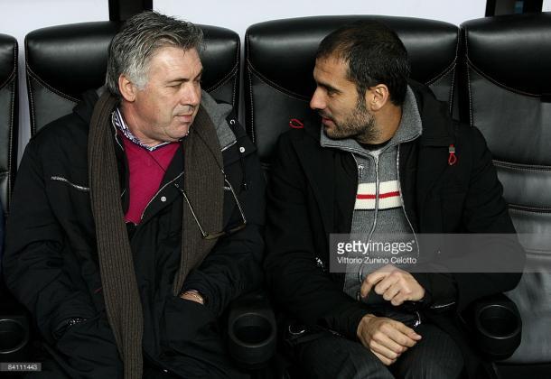 Os dois treinadores já conhecem de outros contextos