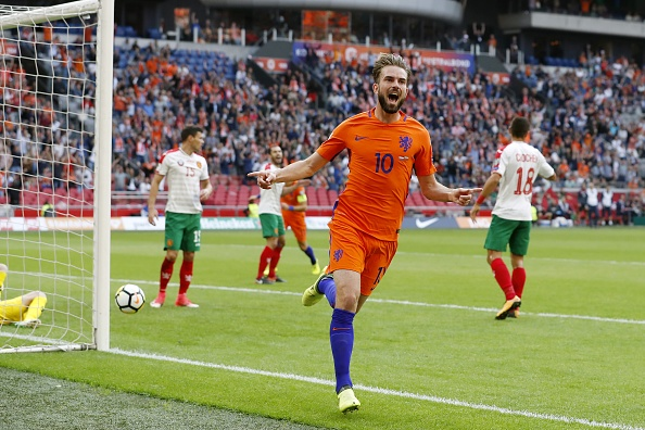 Pröpper foi o grande destaque da partida (Foto: Getty Images Sport/VI-Images)