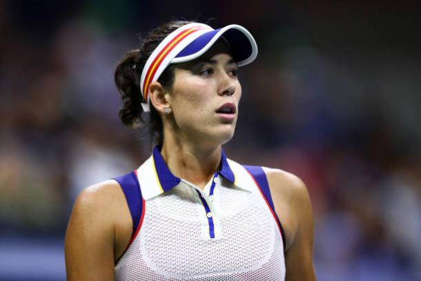 Muguruza will be playing as the world number one for the first time (Getty/Clive Brunskill)