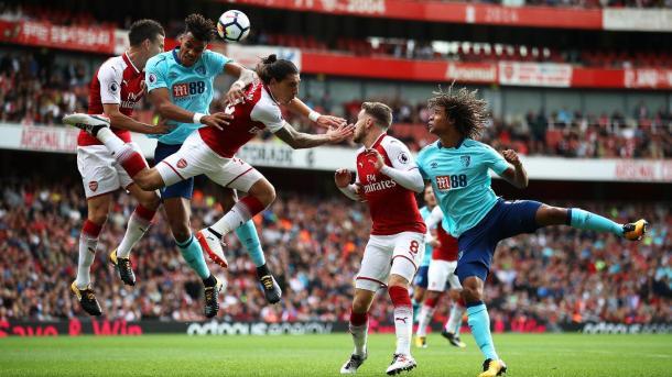 En el Emirates, Arsenal se impuso por 3-0 | Foto: Premier League.