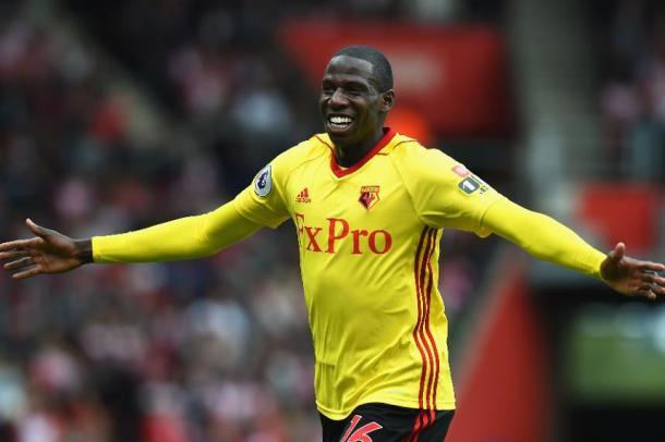 Abdoulaye Doucouré | Foto: Premier League