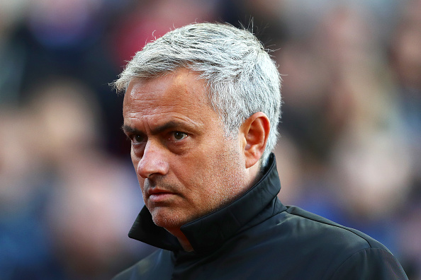 Man Utd de Mourinho perdeu 100% de aproveitamento na Premier League (Foto: Chris Brunskill Ltd/Getty Images)