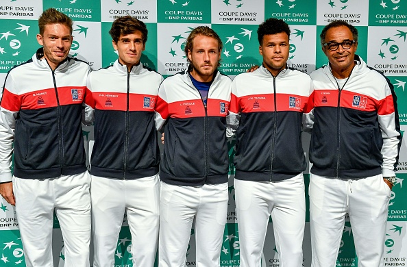 Australia and France one win away from Davis Cup final