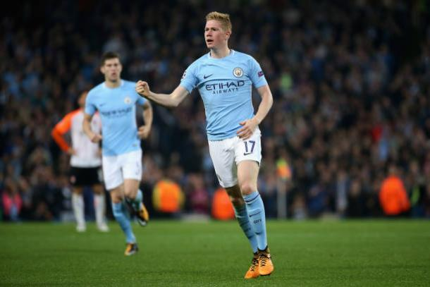Foto: Tom Flathers/Manchester City FC via Getty Images
