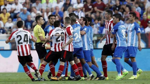 Gol ed emozioni alla Rosaleda: Malaga-Athletic Bilbao termina 3-3 (Fonte foto: Marca)