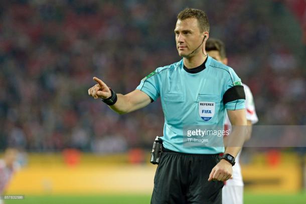Felix Zwayer, el experimentado árbitro alemán (Foto: Getty Images)