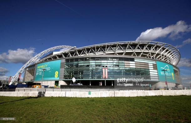 Estadio de Wembley (Foto: Getty Images)