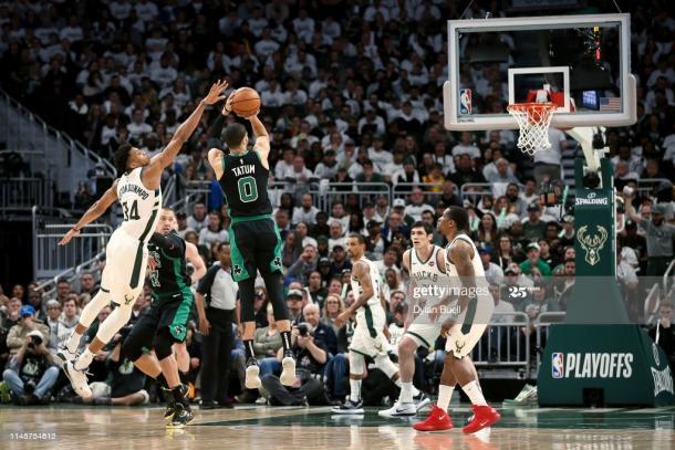 Celtics vs Bucks // NBA