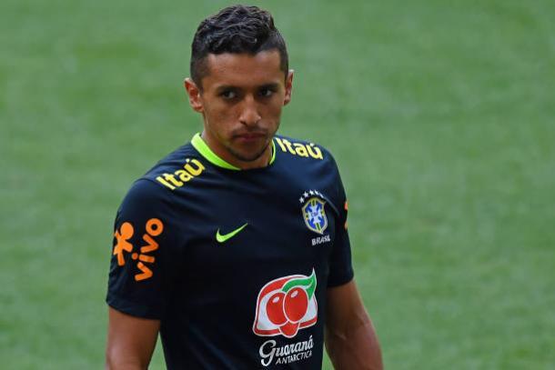 Marquinhos retorna ao time titular com a lesão de Thiago Silva e será o 13º capitão escolhido por Tite (Foto: Getty Images)