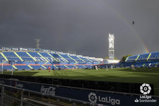 Coliseum Alfonso Pérez / Foto: LaLiga
